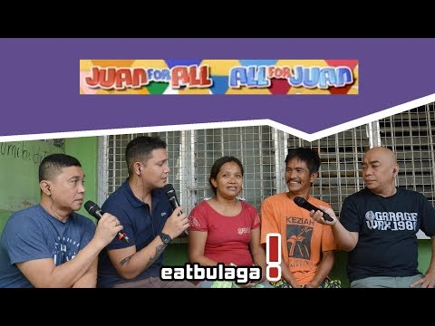 Juan For All, All For Juan Sugod Bahay | January 18, 2018