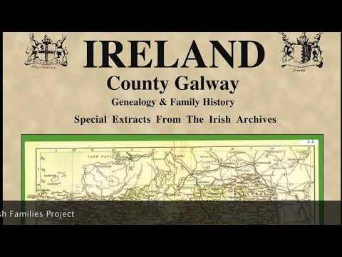 Graham Family History; Co. Galway Genealogy;  Irish Hillbillys?; PIF57