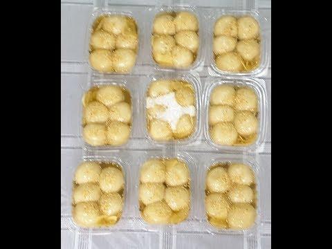 Chè Trôi nước  - New York / Mung Bean Sweet Rice Ball in Ginger Syrup