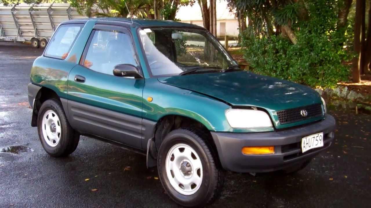 1994 Toyota Rav4 Gallery