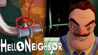 TOO MANY SECRETS TO HANDLE | Hello Neighbor (Alpha 4)