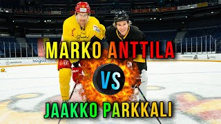 MÖRKÖ VS JAKE HOCKEY CHALLENGE!
