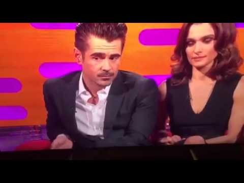 Chris O'Dowd story on the Graham Norton Show...wait til the end