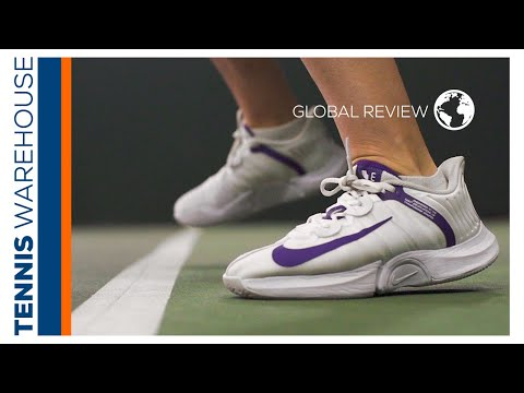 GLOBAL: Nike Air Zoom GP Turbo Tennis Shoe Review 🌎