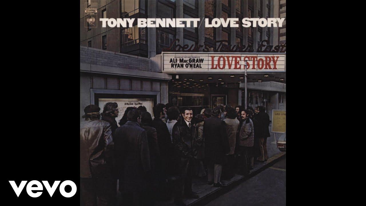 Tony Bennett - (Where Do I Begin) Love Story (Audio)