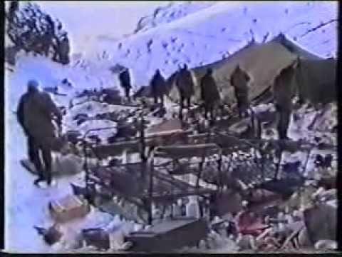 боевые действия в Карабахе 1