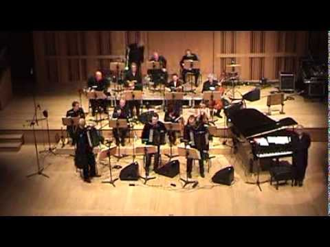 """Michael Nyman & Motion Trio & Michael Nyman Band - """"Drowning by Numbers Knowing the Ropes"""""""