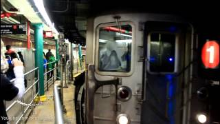 IRT Subway Special! Re-Opened Old South Ferry (1) Station [w/ Minor Tour]