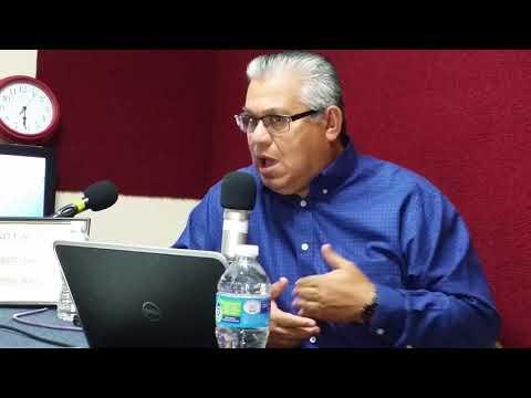 ENTREVISTA DE RADIO - -AVIVAMIENTO EN LAREDO USA-1