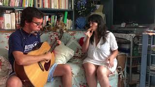 A-Tisket A-Tasket Ella Fitzgerald (acoustic cover) by Arimatea & Noè Socha