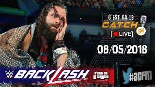 [3CFM LIVE]  WWE Backlash 2018 + NJPW Wrestling Dontaku