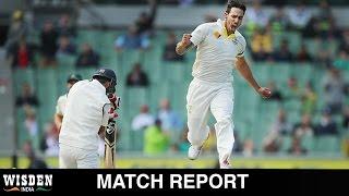Australia v India, Third Test, Day 5 | Match Report | Wisden India