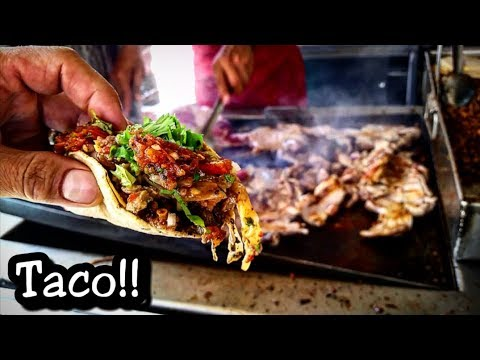 Best Mexican Street TACOS