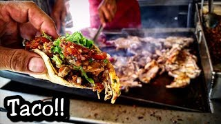 Best TACO!!! - MOUTH WATERING Mexican Street Tacos - NOT like TACO BELL!!!