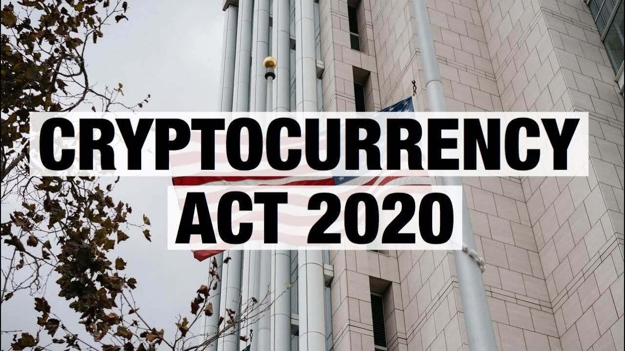 Cryptocurrency Act 2020 - USA Taking Small Steps 1
