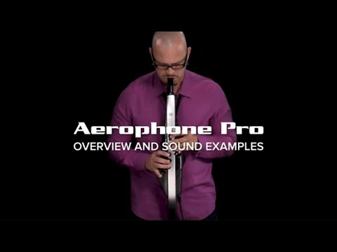 Roland Aerophone Pro: Overview and Sounds