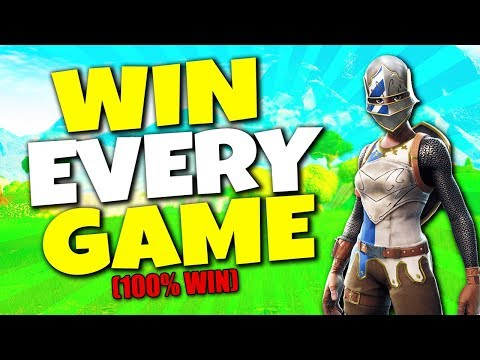 How To WIN Every Game | This is broken