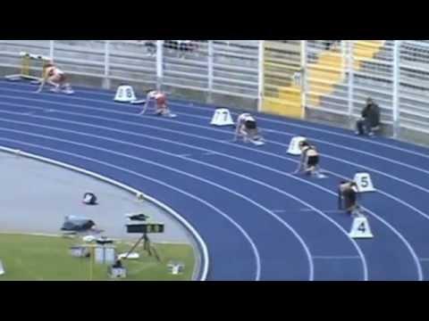 Jugend-Meeting Jena - 4 x 100 m women - SCC Berlin