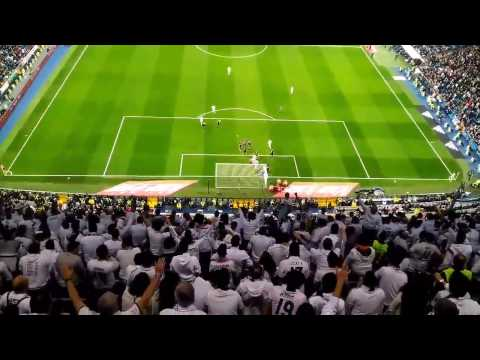 Sergio Ramos Scored The Winning Goal (again) at 90th minutes against Deportivo La Coruna: Fan View