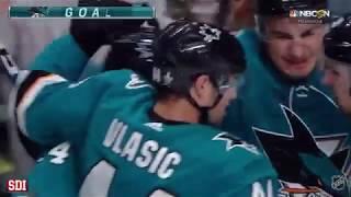 San Jose Sharks - Round 2 Goals