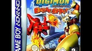 ☆【Nintendo 】☆【Game Boy Advance】☆【Digimon Battle Spirit】☆