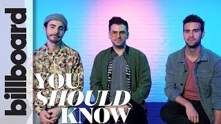 14 Things About The Shadowboxers You Should Know!   Billboard