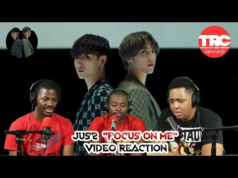 """JUS2 """"Focus On Me"""" Music Video Reaction"""