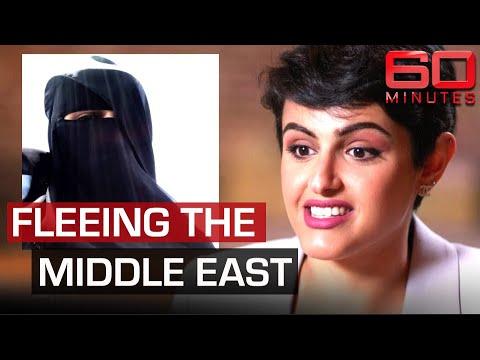 Brave Aisha's daring escape from oppressive life in Qatar | 60 Minutes Australia