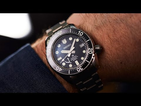The Seiko Prospex LX SNR029J –high End And A Higher Price Tag