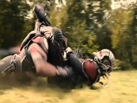 Falcon vs Ant-Man Fight in Hindi Full HD