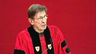 Leonard Nimoy: 2012 College of Fine Arts Convocation Address