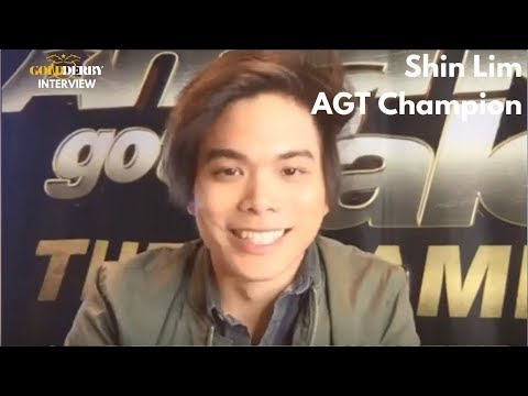 Shin Lim on winning 'America's Got Talent: The Champions': I thought Darci Lynne 'was gonna win!' [EXCLUSIVE VIDEO INTERVIEW]