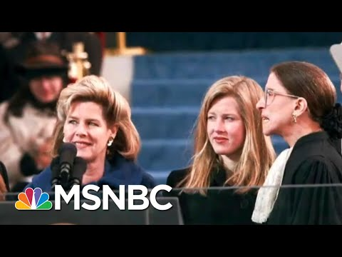 'A Devastating Loss For Justice And Equality': Hillary Clinton On The passing Of Ginsburg | MSNBC