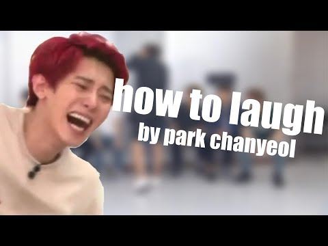 how to laugh by park chanyeol