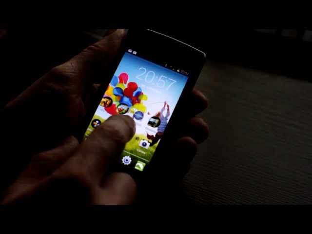 Samsung wave 2 GT-S8530 running cyanogenmod CM11 (V1.0) Android KitKat & Touchwiz Travel Video