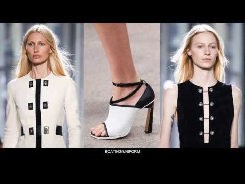 2015 Summer Italian Fashion Trends