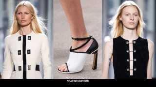 Italian Fashion Trends Summer 2015