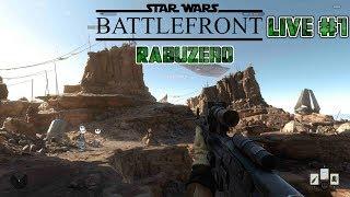 Star wars battlefront on va essayer le jeu 2e partie live #1