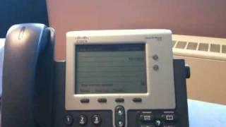 Corporate Directory on Cisco IP phone