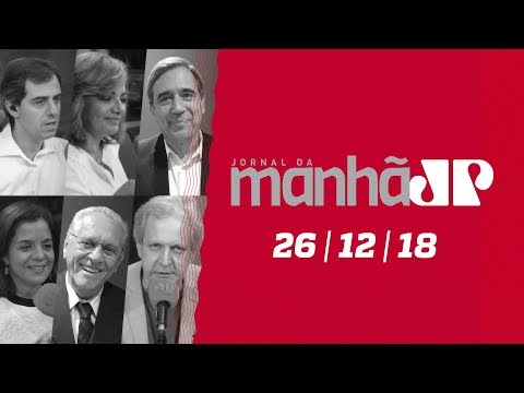 Jornal da Manhã Edição Completa - 26/12/18