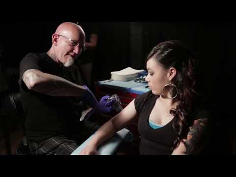 Bob Tyrrell Advanced Black and Grey 2.0 Set - Tattoo Ink Training