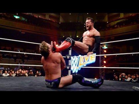 WWE Live Auckland - Finn Balor/Chris Jericho
