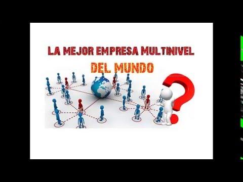 LA MEJOR EMPRESA MULTINIVEL DEL MUNDO-2016 y para 2017