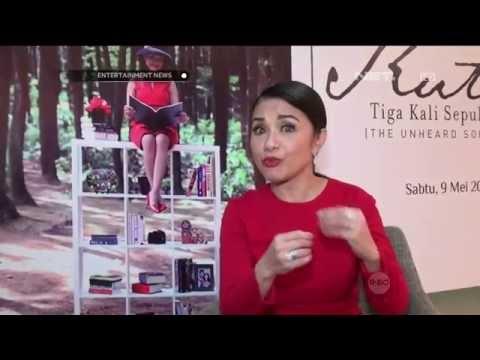 Ruth Sahanaya launching buku biografi