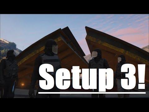 GTA Doomsday Heist Act 2 Setup 3 Salvage Hard Drives