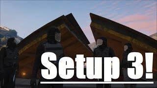 GTA Doomsday Heist Act 2 Setup 3 Salvage Hard Drives