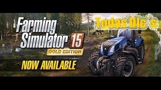 • Farming Simulator 15 Gold Edition Torrent PC 2015 + Tradução(Gostou do vídeo? Inscreva-se Pra Novas Atualizações e ajude a divulgar o canal. Twitter :http://adf.ly/sthWK Facebook : http://adf.ly/sthZU..., 2015-11-17T17:17:46.000Z)
