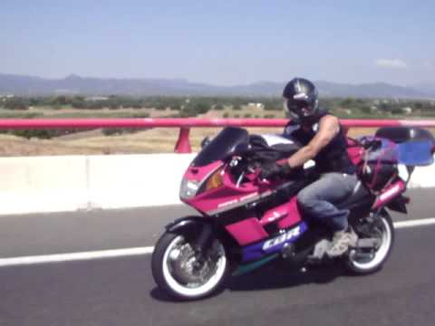 honda cbr 1000 f youtube. Black Bedroom Furniture Sets. Home Design Ideas