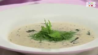 Spinach & Almond Soup | Style Chef | Chef Shailendra Kekade | FoodFood