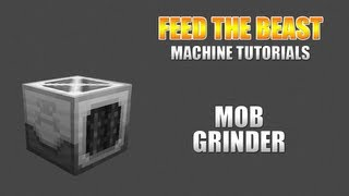 Feed The Beast :: Machine Tutorials :: Grinder